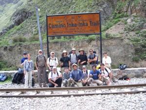 Machu Picchu Trails