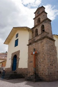 City Tour Cusco Kathedraal San Blas in Cusco