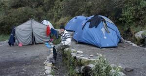 Voorbereiding op de Inka Trail