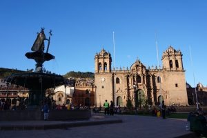 city tour cusco Plaza de Armas Cusco