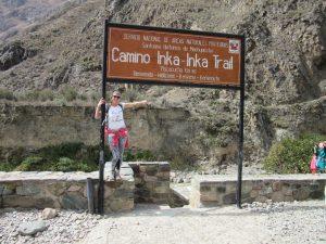 Inca Trail ervaringen Fleur
