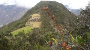 Alternatieve Inca Trail: Choquequirao