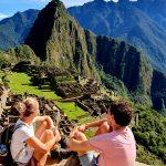 Huayna Picchu is het hoogtepunt van Machu Picchu