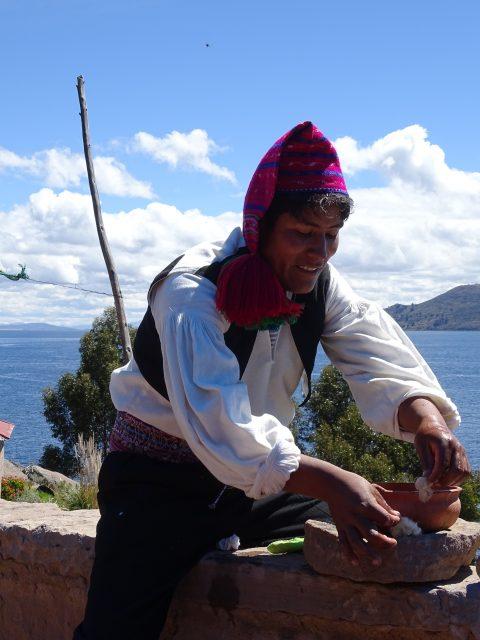 Rondreis Peru: het Titicacameer