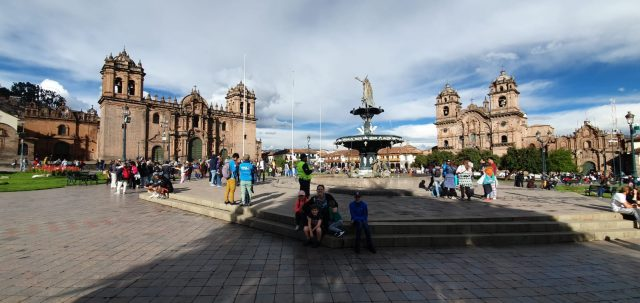 Rondreis Peru: de magische Plaza de Armas Cusco