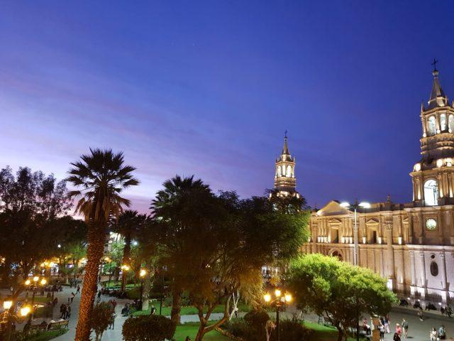 Rondreis Peru: voeg de witte stad Arequipa aan je reis toe