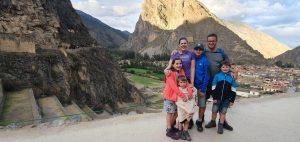 De Heilige Vallei van de Inca's