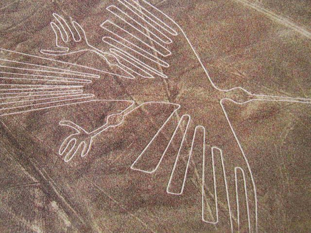Rondreis Peru: nazca lijnen