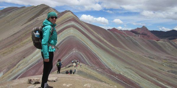 De nieuwste must-see in Peru: Rainbow Mountain