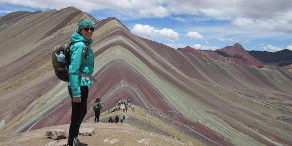 De nieuwste must-see in Peru: Rainbow Mountain
